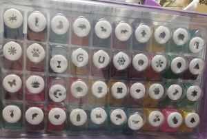 Alphabet and Shapes Paper Punch Sets for Sale in Milton, FL