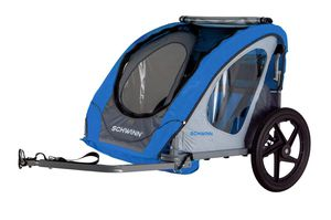 Bike trailer 2 seater by schwinn for Sale in NJ, US