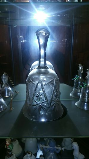Waterford Crystal wedding bell for Sale in Houston, TX