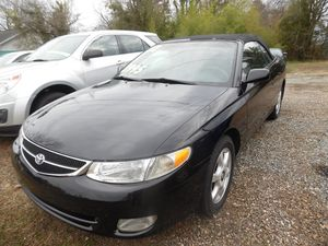 2001 Toyota Camry Solara for Sale in Newton, NC