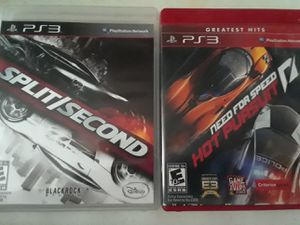 PS3 GAMES for Sale in Torrance, CA