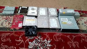 Used computer hardware and parts for Sale in West Jordan, UT