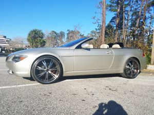 2005 BMW 645ci Convertible for Sale in Orlando, FL