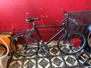 Mountain bike with rear rack for Sale in Brooklyn, NY
