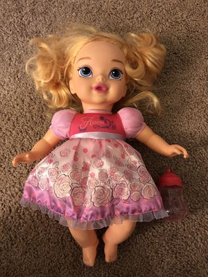 Disney Sleeping Beauty Doll for Sale in Gambrills, MD