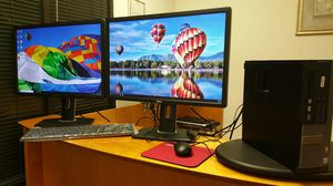 Dell 23-inch big computer display LED monitors, P2314f, professional display monitor (priced each) for Sale in Dallas, TX
