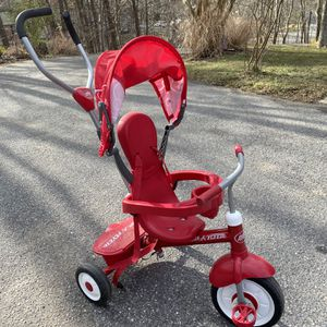 Radio flyer 4-in-1 Stroll 'n Trike for Sale in Davidsonville, MD