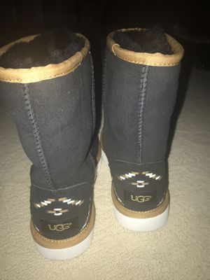 UGGS! Vintage style! Brand new, never worn! Size 7 - Very comfy boots. for Sale in Temecula, CA