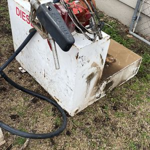 Fuel Tank And Pump for Sale in Fort Worth, TX