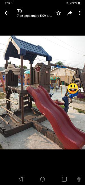 Little tikes swing set for Sale in Norwalk, CA