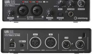 Steinberg UR22 - Audio Interface for Sale in Las Vegas, NV