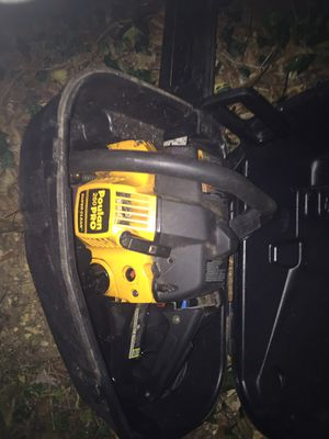 Poulan Pro Chainsaw for Sale in Alexandria, VA
