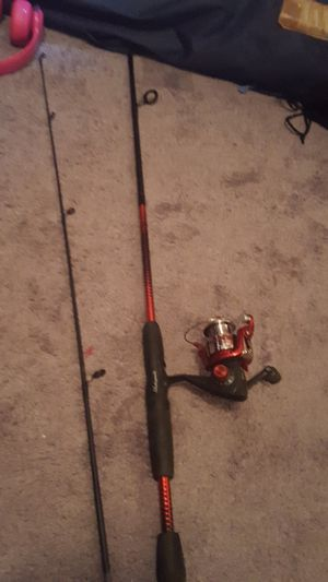 fishing pole for Sale in Ishpeming, MI