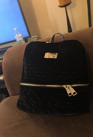 Bebe Backpack. Black Velvet brand new. for Sale in Tampa, FL