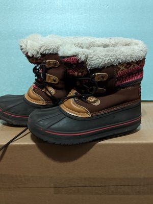 Girls winter boots for Sale in Dayton, OH