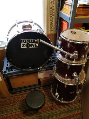 Drum zone trap set for Sale in Sioux Falls, SD