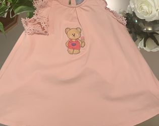 New Embroidered 3T Girl Clothes Tahari Dress!! for Sale in Dallas,  TX