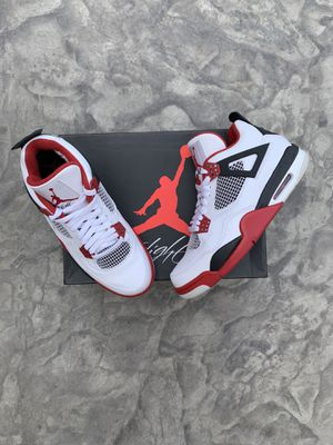Jordan Fire red 4's for Sale in Spring Valley, CA