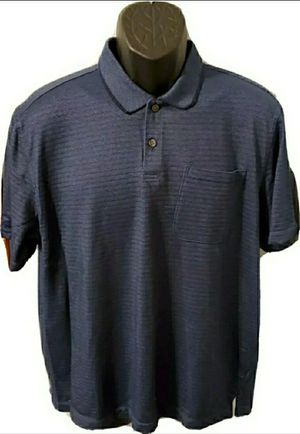 Van Heusen Navy Blue Polo Shirt for Sale in Middletown, MD