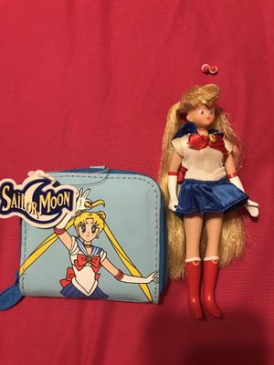 Sailor Moon Irwin 6inch Doll for Sale in Brownsville, TX
