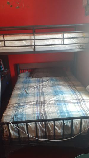 Bunk Bed with desk for Sale in Los Angeles, CA
