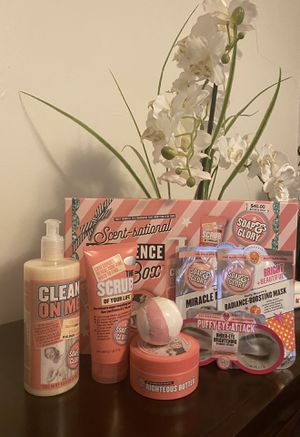 New Soap & Glory gift set for Sale in Cicero, IL