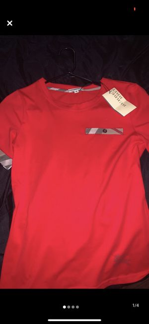 BURBERRY SHIRT for Sale in Capitol Heights, MD