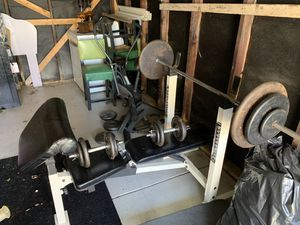 MPEX powerhouse bench for Sale in Valley View, OH