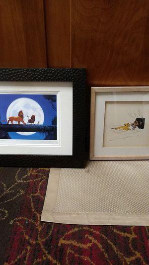 2 Lion King picture prints for Sale in FSTRVL TRVOSE, PA
