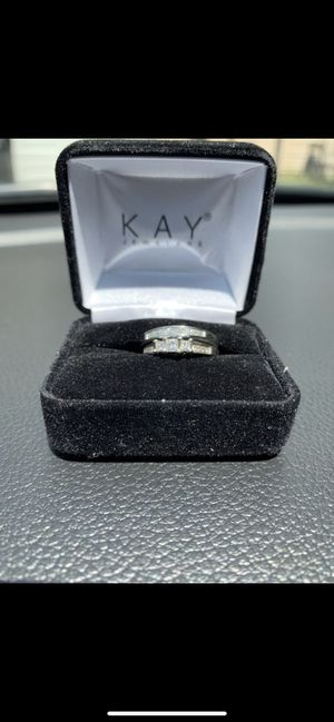 Women's size 6.5 wedding set for Sale in Sunbury, OH