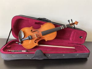 Violin 1/2 (Just one time used) for Sale in Laurel, MD