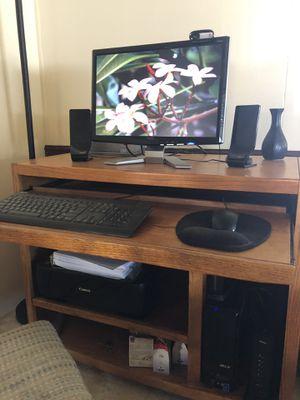 Oak Desk for Sale in Fremont, CA