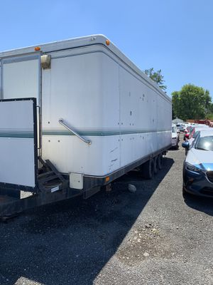 Men's and women's bathroom trailer for Sale in Staten Island, NY