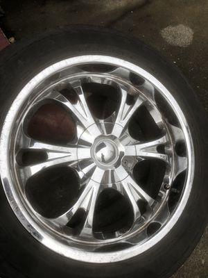 Wheels 20 inch for Sale in Tacoma, WA