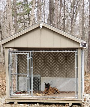 Dog shed and kennel for Sale in Franklin, NJ