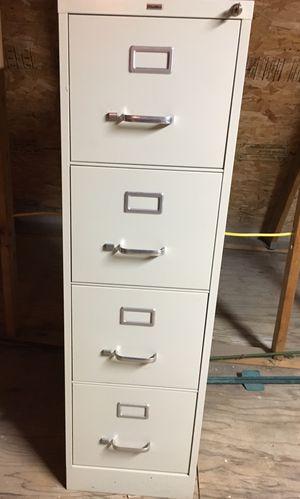 Locking File Cabinet for Sale in Carbonado, WA
