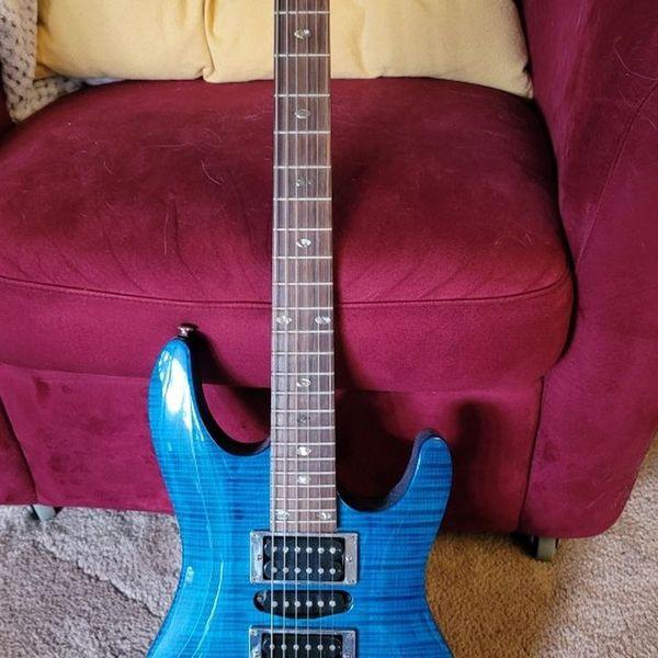 Ace Electric Guitar W/ Floyd Rose