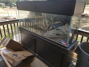 130g aquarium for Sale in Auberry, CA