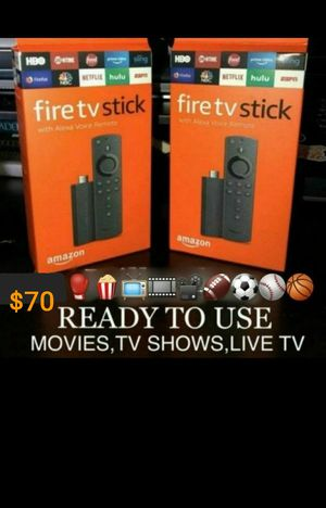 Amazon Fire Tv Stick for Sale in Zephyrhills, FL