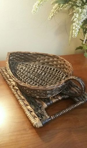 Woven Trivet Set for Sale in Greensboro, NC