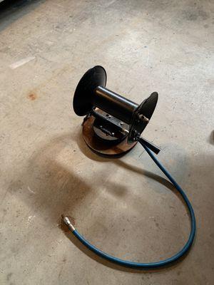 Pressure washer hose reel $100 for Sale in Oceanside, CA
