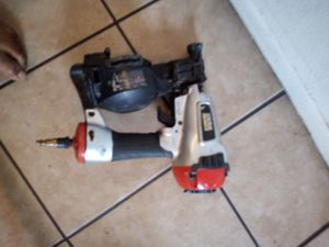Central pneumatic Nail gun 3/4 Roofer for Sale in El Monte, CA
