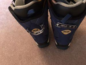 K2 snowboarding boots for Sale in Kearneysville, WV