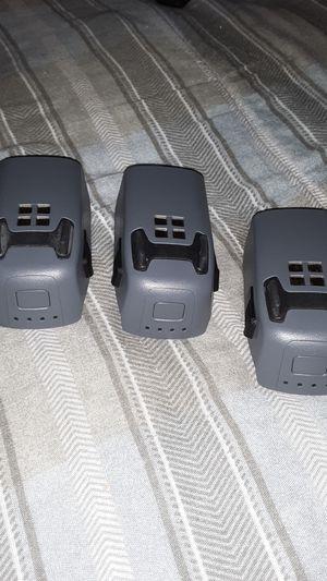DJI spark batteries 20 a piece for Sale in Auburn, WA