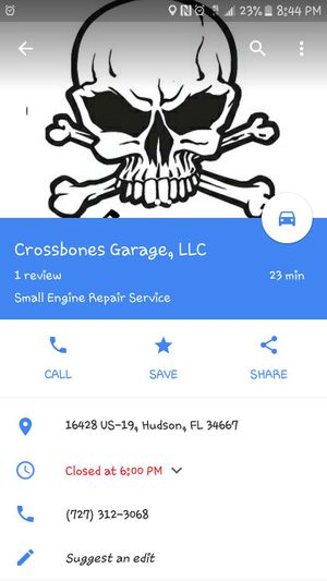 Motorcyclr, Atv, Dirtbike Repair for Sale in New Port Richey, FL