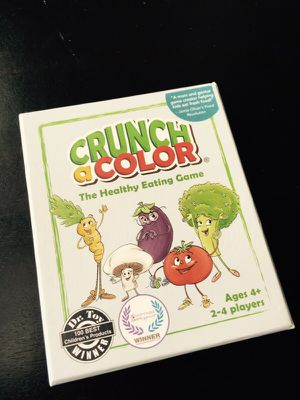 Crunch & Color Eating Game for Sale in Wenatchee, WA
