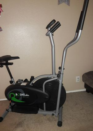 Body Rider Dual Trainer great condition pick up only for Sale in Fullerton, CA