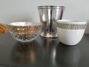 3 Decorative Vases/Planters for Sale in St. Louis, MO