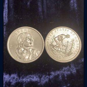 2009-P&D Sacajawea Golden Dollars Three Sisters for Sale in Gilbert, AZ