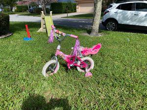 """Disney Princess 12"""" Girls Bike for Sale in Coral Springs, FL"""